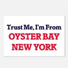 Trust Me, I'm from Oyster Postcards (Package of 8)