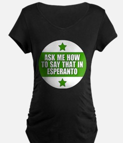 Ask Me How T-Shirt