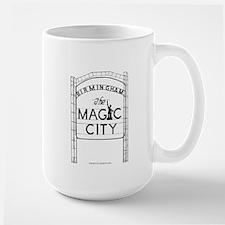 Magic City Logo Mugs