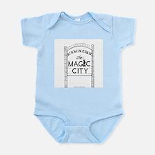 Magic City Logo Body Suit