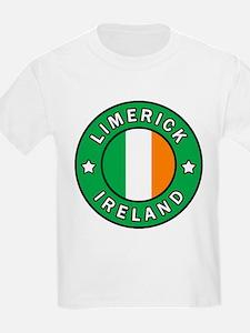 Limerick Ireland T-Shirt