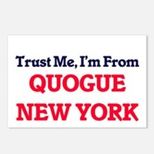 Trust Me, I'm from Quogue Postcards (Package of 8)