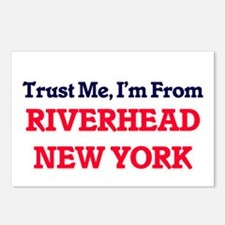 Trust Me, I'm from Riverh Postcards (Package of 8)