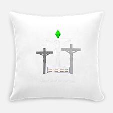 Sim Jesus Everyday Pillow