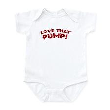 LOVE THAT PUMP Infant Bodysuit