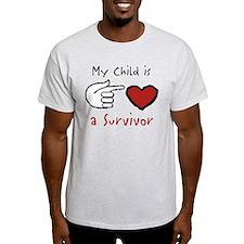 My child is a survivor T-Shirt