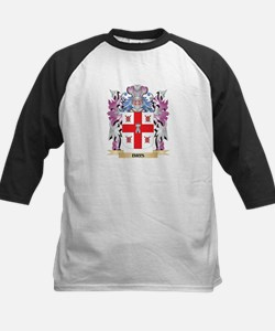 Bris Coat of Arms (Family Crest) Baseball Jersey
