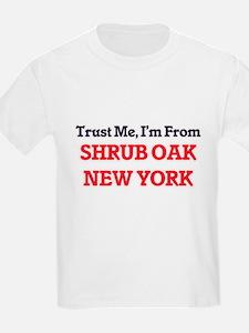Trust Me, I'm from Shrub Oak New York T-Shirt