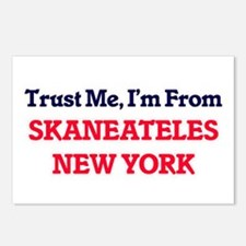 Trust Me, I'm from Skanea Postcards (Package of 8)