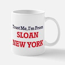 Trust Me, I'm from Sloan New York Mugs