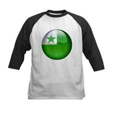 Esperanto Flag Jewel Tee