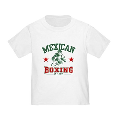 Mexican Boxing Toddler T-Shirt