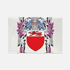 Brock Coat of Arms (Family Crest) Magnets