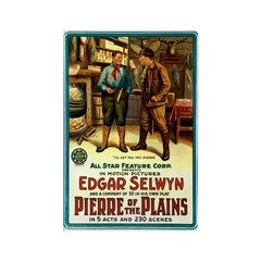 Pierre of the Plains Rectangle Magnet (10 pack)