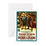 Pierre of the Plains Greeting Cards (Pk of 10)