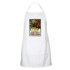 Pierre of the Plains BBQ Apron