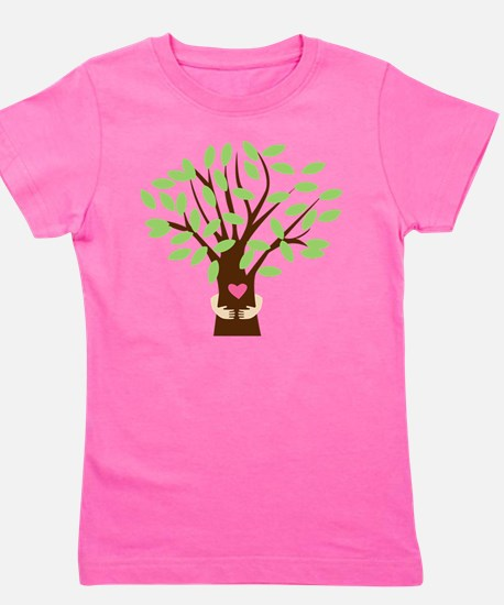 Cute Nature Girl's Tee