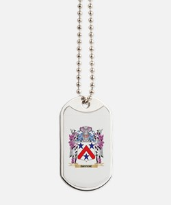 Brodie Coat of Arms (Family Crest) Dog Tags