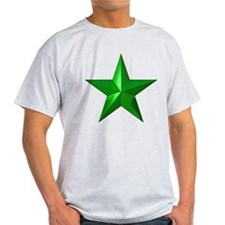 Verda Stelo (Green Star) T-Shirt