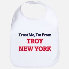 Trust Me, I'm from Troy New York Bib