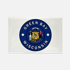 Green Bay Wisconsin Magnets