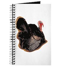 Realistic Sitting Turkey Journal