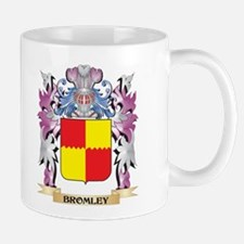 Bromley Coat of Arms (Family Crest) Mugs