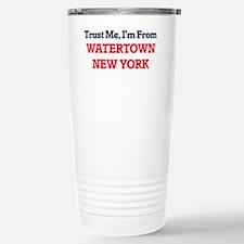 Trust Me, I'm from Wate Travel Mug