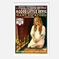 A Good Little Devil Postcards (Package of 8)