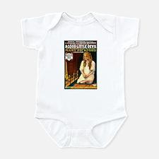 A Good Little Devil Infant Bodysuit