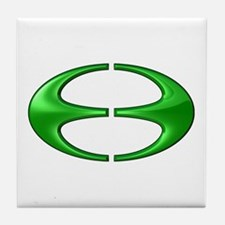 Jubilea Simbolo (Jubilee Symbol) Tile Coaster