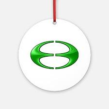 Jubilea Simbolo (Jubilee Symbol) Ornament (Round)