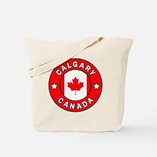 Cute Calgary Tote Bag