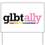 GLBT Ally Yard Sign