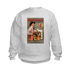 Alkali Ike's Misfortunes Sweatshirt