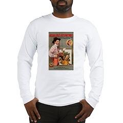 Alkali Ike's Misfortunes Long Sleeve T-Shirt