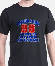 Celebrating 98 Years Of Being Awesome T-Shirt