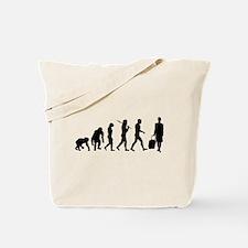 Flight Attendant Evolution Tote Bag