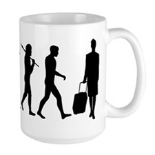 Flight Attendant Evolution Mug