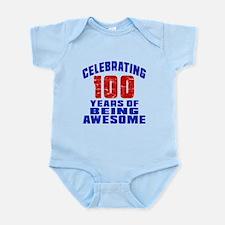 Celebrating 100 Years Of Being Awe Infant Bodysuit