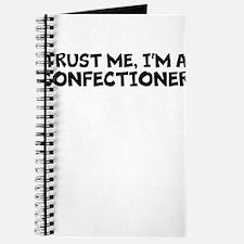 Trust Me, I'm A Confectioner Journal
