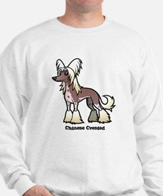 Cute Chinese crested Sweatshirt