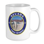 Nevada Freemasons Large Mug