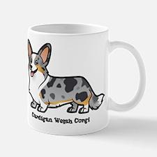 cardigan welsh corgi Mugs