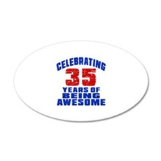 Celebrating 35 Years Of Bein Wall Decal