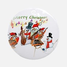Hammers and Friends Ornament (Round)