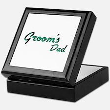 Airstream - Groom's Dad Keepsake Box