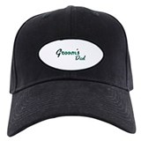 Mens wedding Black Hat