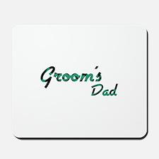 Airstream - Groom's Dad Mousepad