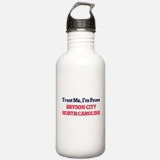 Trust Me, I'm from Bry Water Bottle